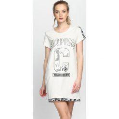 Sukienki: Szara Sukienka Get High