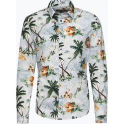 Drykorn - Koszula męska – Ruben, biały. Białe koszule męskie marki Reserved, l. Za 499,95 zł.