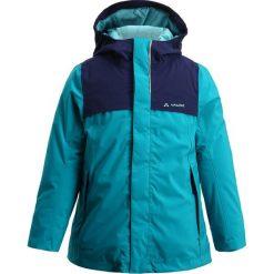 Vaude IGMU  Kurtka zimowa alpine lake. Niebieskie kurtki chłopięce sportowe marki Vaude, na zimę, z materiału. W wyprzedaży za 343,85 zł.