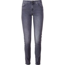 7 for all mankind HIGH WAIST PYPER Jeans Skinny Fit moon dacne. Szare jeansy damskie relaxed fit marki 7 for all mankind, z bawełny, z podwyższonym stanem. Za 969,00 zł.