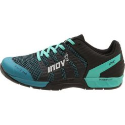 Inov8 FLITE 260 Obuwie treningowe teal/black. Czarne buty do fitnessu damskie marki Inov-8, z materiału. W wyprzedaży za 454,30 zł.