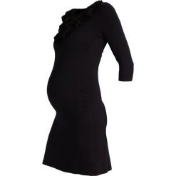 Sukienki hiszpanki: Envie de Fraise EMMA  Sukienka z dżerseju black
