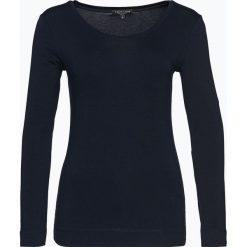 Marie Lund - Damska koszulka z długim rękawem, niebieski. Niebieskie t-shirty damskie Marie Lund, l, z bawełny. Za 69,95 zł.