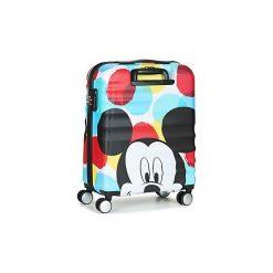 Walizki twarde American Tourister  MICKEY CLOSE UP 55CM 4R. Szare walizki American Tourister. Za 479,00 zł.