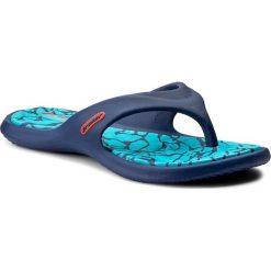 Japonki RIDER - Island VIII Fem 81905 Blue/Blue 22117. Niebieskie japonki damskie marki NABAIJI, z kauczuku. Za 79,00 zł.
