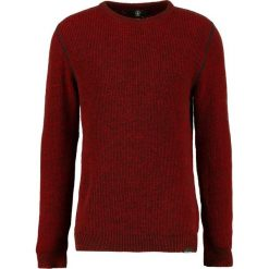 Swetry klasyczne męskie: Volcom STAY CREW Sweter copper