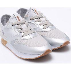 Big Star - Buty. Szare buty sportowe damskie marki BIG STAR, z materiału. W wyprzedaży za 99,90 zł.