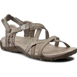 Sandały damskie: Sandały MERRELL – Terran Lattice II J02766 Taupe