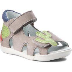 Sandały chłopięce: Sandały MIDO – 157 Szary