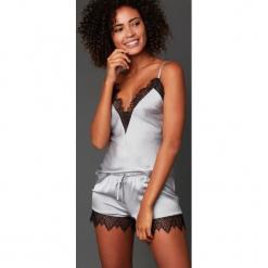 Etam - Szorty piżamowe 650107296. Brązowe piżamy damskie marki Reserved, m. Za 99,90 zł.