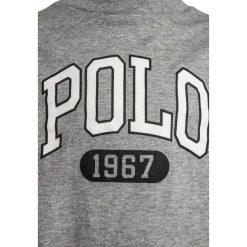 Polo Ralph Lauren ICON  Tshirt z nadrukiem andover heather. Szare t-shirty chłopięce Polo Ralph Lauren, z nadrukiem, z bawełny. Za 129,00 zł.