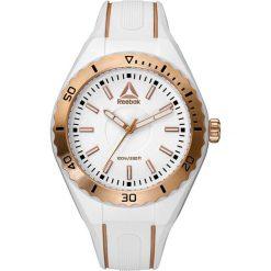 Zegarki damskie: Zegarek kwarcowy w kolorze biało-różowozłotym