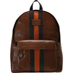 Plecaki męskie: Coach CAMPUS Plecak dark saddle/black