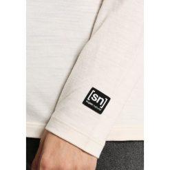 Super.natural GRAPHIC Bluzka z długim rękawem bones. Białe bluzki longsleeves super.natural, s, z materiału, sportowe. W wyprzedaży za 139,50 zł.