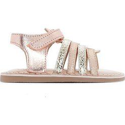 Sandały dziewczęce: Sandały skórzane FRIPTIC