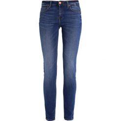 Lee SCARLETT Jeans Skinny Fit midtown blues. Niebieskie jeansy damskie marki Lee. W wyprzedaży za 314,25 zł.