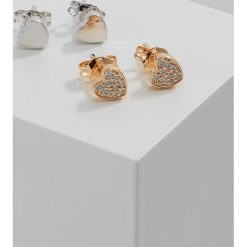 Kolczyki damskie: Fossil 2 PACK Kolczyki silver/roségoldcoloured