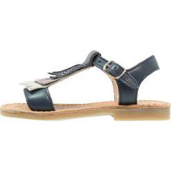Shoo Pom HAPPY FRINGE Sandały navy/lila. Niebieskie sandały chłopięce Shoo Pom, z materiału. Za 289,00 zł.