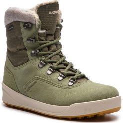 Śniegowce LOWA - Kazan II GTX Mid Ws GORE-TEX 420511  Sage 0934. Zielone buty zimowe damskie Lowa, z gore-texu. W wyprzedaży za 669,00 zł.