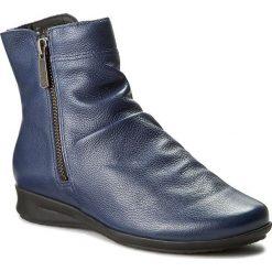 Buty zimowe damskie: Botki SERGIO BARDI - Demetria FW127290317KD Jeans 107