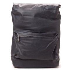 Plecaki męskie: Bobby Black Plecak Męski Czarny