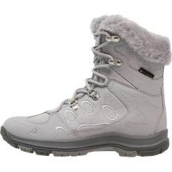 Jack Wolfskin THUNDER BAY TEXAPORE  Śniegowce alloy. Szare buty zimowe damskie Jack Wolfskin, z materiału. Za 569,00 zł.