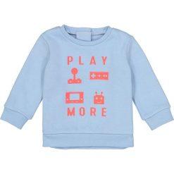 Bluzy niemowlęce: Bluza niemowlęca z okrągłym dekoltem – 1 miesiąc – 3 lata Oeko Tex