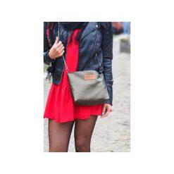 Torebki klasyczne damskie: Mała torebka Mili Glam Bag – ciemno zielona