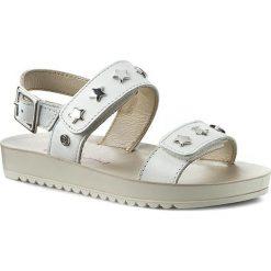 Sandały dziewczęce: Sandały NATURINO – 6013 0010502036.01.9101 Bianco