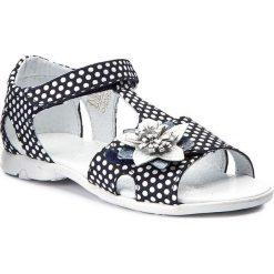 Sandały dziewczęce: Sandały KORNECKI – 03463 M/Granat/S