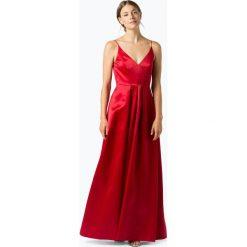 Marie Lund - Damska sukienka wieczorowa, czerwony. Czerwone sukienki koktajlowe Marie Lund. Za 449,95 zł.