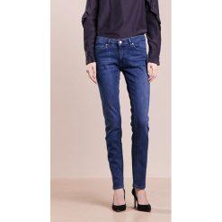 BOSS CASUAL Jeansy Slim Fit navy. Niebieskie jeansy damskie relaxed fit BOSS Casual. W wyprzedaży za 356,85 zł.