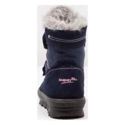 Buty zimowe damskie: Superfit FLAVIA Śniegowce ocean