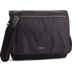 Torba na laptopa NOBO - NBAG-MF0130-C020 Czarny. Czarne torby na laptopa marki Nobo, z materiału. W wyprzedaży za 199,00 zł.