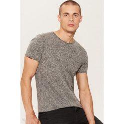T-shirt basic - Czarny. Czarne t-shirty męskie House, l. Za 35,99 zł.