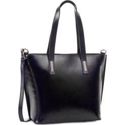 Torebka CREOLE - RBI643 Granat. Niebieskie torebki klasyczne damskie Creole, ze skóry. W wyprzedaży za 299,00 zł.