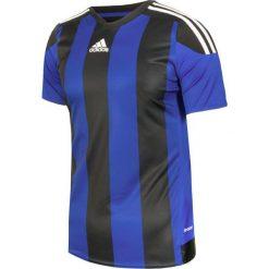 T-shirty chłopięce: Adidas Koszulka piłkarska adidas Striped 15 Junior r. 140