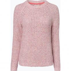 Marc O'Polo Denim - Sweter damski, różowy. Czerwone swetry klasyczne damskie Marc O'Polo DENIM, m, z denimu, polo. Za 529,95 zł.