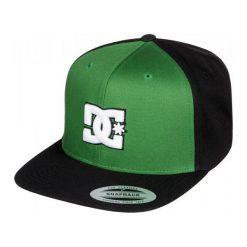 Czapki z daszkiem męskie: DC Czapka Z Daszkiem Snappy M Hats Fluo Green