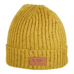 Czapka unisex Nord żółta (210/20/1743). Żółte czapki zimowe damskie marki Viking. Za 54,55 zł.