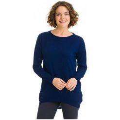 Galvanni Sweter Damski Fremantle S, Ciemnoniebieski. Niebieskie swetry klasyczne damskie GALVANNI, s, z materiału. W wyprzedaży za 299,00 zł.