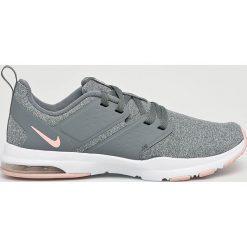 Nike - Buty Air Bella Tr. Brązowe buty sportowe damskie Nike, z materiału. W wyprzedaży za 299,90 zł.