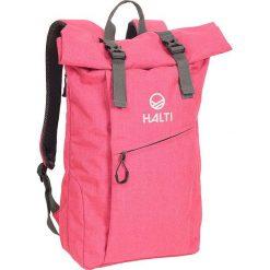"""Plecak """"Monte"""" w kolorze różowym - 30 x 45 x 10 cm. Czerwone plecaki damskie Halti & Raiski. W wyprzedaży za 99,95 zł."""
