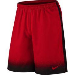 Spodenki i szorty męskie: Nike Spodenki męskie Laser Woven Printed  czerwony r. S (799870 657)