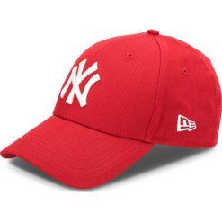 Czapka z daszkiem NEW ERA - 940 Leag Basic Neyy 10531938 Czerwony. Czerwone czapki z daszkiem męskie New Era. Za 99,99 zł.