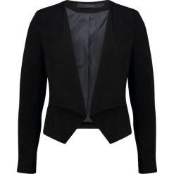 Marynarki i żakiety damskie: Vero Moda Petite VMADRIANNE DRAPY Żakiet black