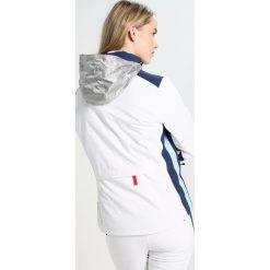 Bogner Fire + Ice FENYA Kurtka narciarska white. Białe kurtki damskie narciarskie Bogner Fire + Ice, na zimę, z materiału. W wyprzedaży za 1259,25 zł.