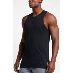 Nike Koszulka męska Jordan Men`s 23 Tech Training Tank czarna r. M (838859 010). Czarne koszulki sportowe męskie marki Nike, m. Za 121,40 zł.