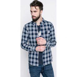 Koszule męskie na spinki: Wrangler – Koszula