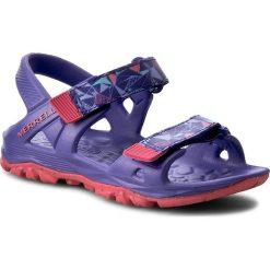 Sandały dziewczęce: Sandały MERRELL – Hydro Drift MC56495 Fioletowy
